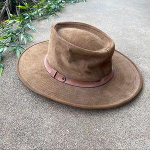 J. Crew Suede Hat